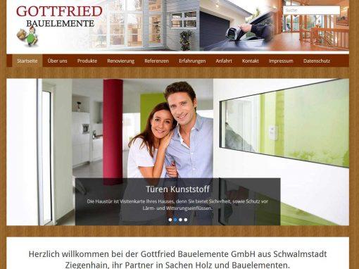 Gottfried Bauelemente